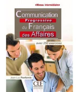 Підручник Communication progressive du français (2e Édition) des Affaire Livre