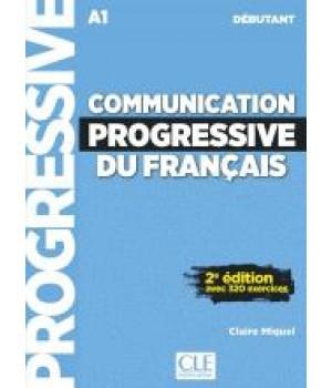 Підручник Communication progressive du français (2e Édition) Débutant Livre + CD audio
