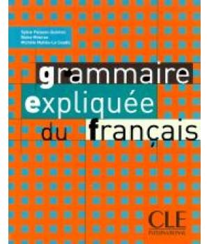 Граматика Grammaire Expliquée du français Intermédiaire Livre