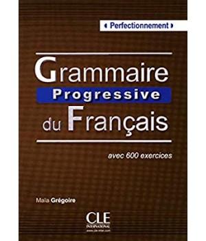 Граматика Grammaire Progressive du français Perfectionnement Livre