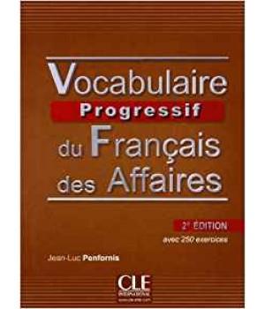 Підручник Vocabulaire progressif du français des affaires (2ème édition) Niveau Intermédiaire Livre + CD audio
