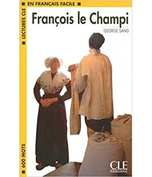Книга для читання Lectures facile Niveau 1 François le Champi Livre