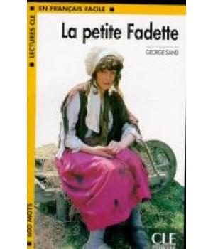 Книга для читання Lectures facile Niveau 1 La petite fadette Livre