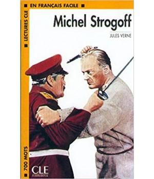 Книга для читання Lectures facile Niveau 1 Michel Strogoff Livre