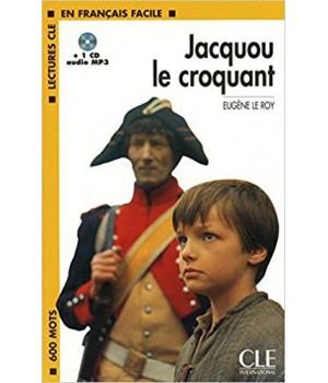 Lectures facile Niveau 1 Jacquou Le Croquant Livre + audio
