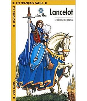 Книга для читання Lectures facile Niveau 1 Lancelot Livre + audio