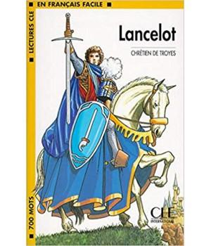 Книга для читання Lectures facile Niveau 1 Lancelot Livre
