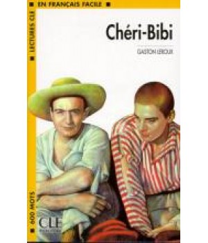 Книга для читання Lectures facile Niveau 1 Chéri-Bibi Livre