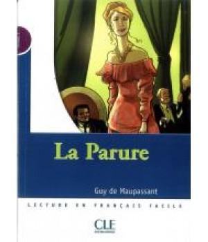 Книга для читання Collection Mise en scene Niveau 1 La parure Livre