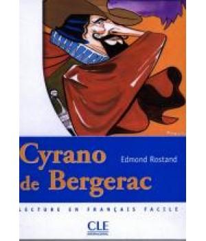 Книга для читання Collection Mise en scene Niveau 2 Cyrano de Bergerac Livre