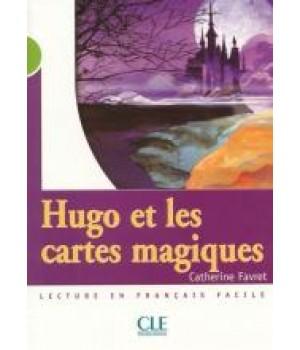 Книга для читання Collection Mise en scene Niveau 2 Hugo et les cartes magique Livre