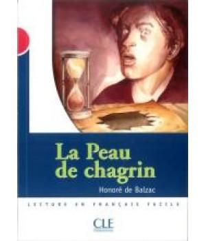 Книга для читання Collection Mise en scene Niveau 3 La peau de chagrin Livre