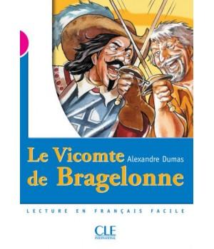 Книга для читання Collection Mise en scene Niveau 3 Vicomte de Bragelonne Livre + CD audio