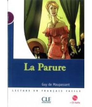 Книга для читання Collection Mise en scene Niveau 1 La parure Livre + CD audio