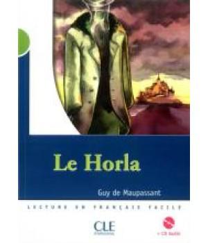 Книга для читання Collection Mise en scene Niveau 2 Le Horla Livre + CD audio
