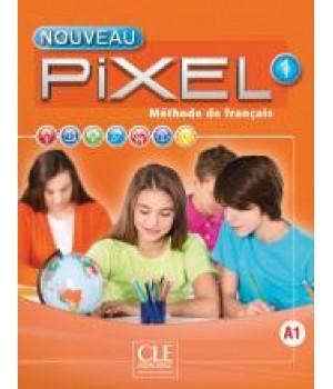 Підручник Pixel Nouveau 1 Livre de l'élève + DVD ROM