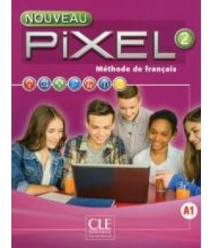 Підручник Pixel Nouveau 2 Livre de l'élève + DVD ROM