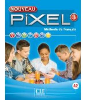 Підручник Pixel Nouveau 3 Livre de l'élève + DVD ROM