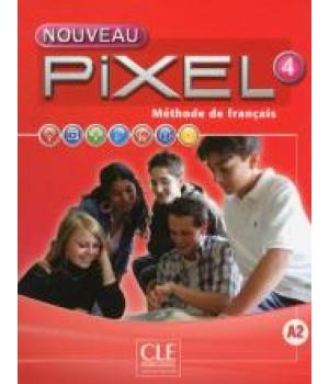 Підручник Pixel Nouveau 4 Livre de l'élève + DVD ROM