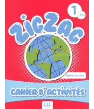Робочий зошит ZigZag 1 Cahier d'activités