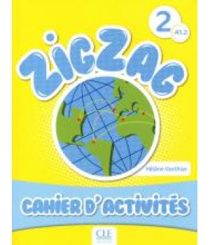Робочий зошит ZigZag 2 Cahier d'activités