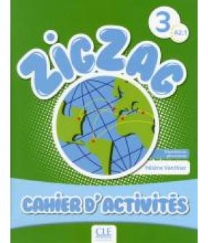 Робочий зошит ZigZag 3 Cahier d'activités