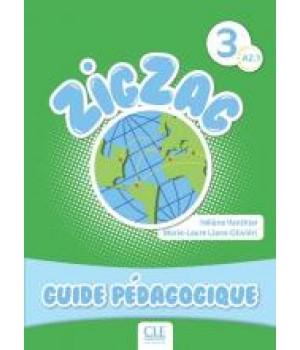 Книга для вчителя ZigZag 3 Guide pédagogique