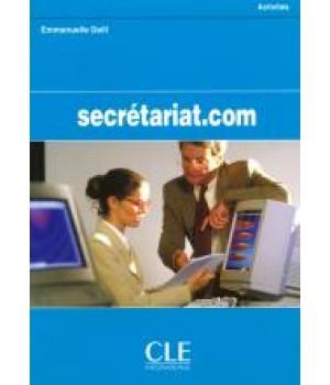 Учебник Secrétariat.com Cahier d'activites