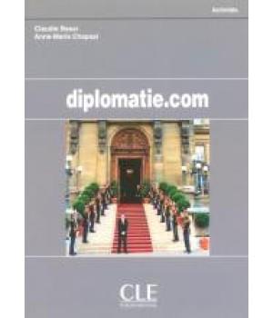 Учебник Diplomatie.com Cahier d'activites
