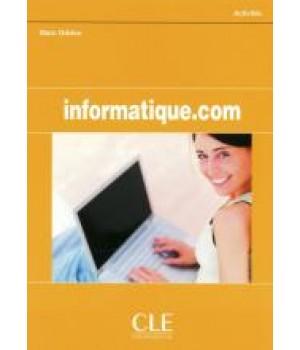Учебник Informatique.com Cahier d'activites