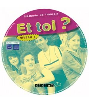 Диск Et Toi? 3 CD Classe
