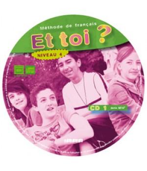 Диск Et Toi? 4 CD Classe