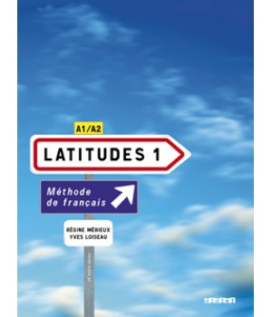 Підручник Latitudes 1 Livre de l'élève + 2 CD audio