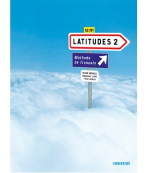 Підручник Latitudes 2 Livre de l'élève + 2 CD audio