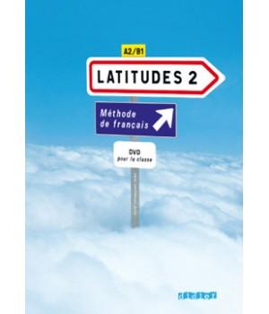Диск Latitudes 2 DVD + Livret