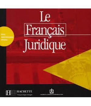 Диск Le Français juridique CD audio