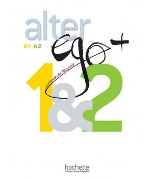 Диск Alter Ego + : Niveau 1/2 DVD