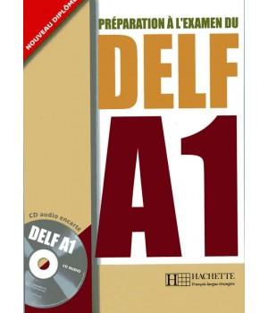 Робочий зошит DELF A1 Cahier d'activités + CD audio