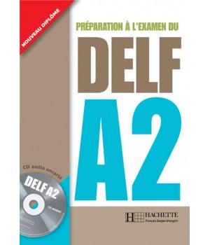 Робочий зошит DELF A2 Cahier d'activités + CD audio