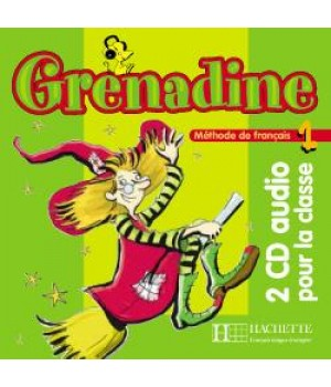 Диски Grenadine : Niveau 1 CD audio classe (x2)