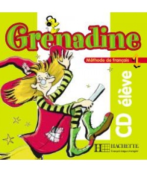 Диск Grenadine : Niveau 1 CD Audio individuelle