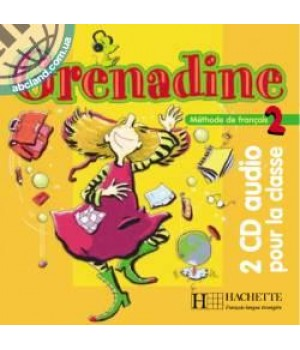 Диски Grenadine : Niveau 2 CD audio classe (x2)