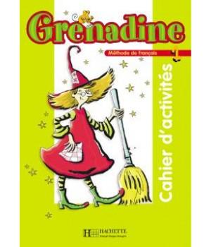 Робочий зошит Grenadine : Niveau 1 Cahier d'activités