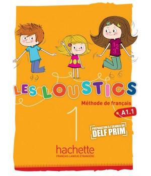 Підручник Les Loustics : Niveau 1 Livre de l'élève