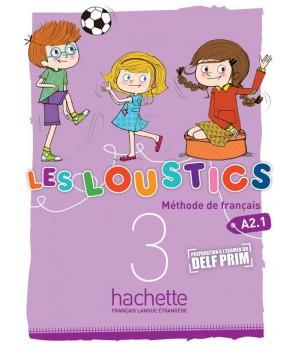 Підручник Les Loustics : Niveau 3 Livre de l'élève