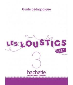 Книга для вчителя Les Loustics : Niveau 3 Guide pédagogique