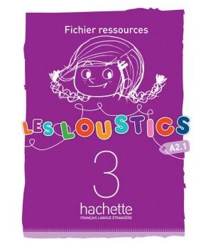 Тести Les Loustics : Niveau 3 Fichier ressources