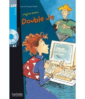 Книга для читання Double Je (niveau A1) Livre de lecture + CD audio