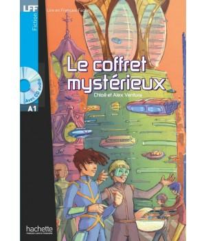 Книга для читання Le Coffret mystérieux (niveau A1) Livre de lecture + CD audio