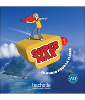 Диск Super Max : Niveau 1 CD audio classe